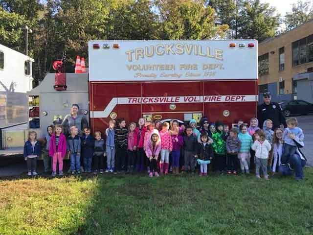 Trucksville Fire Department | I'm Big Now Learning Center