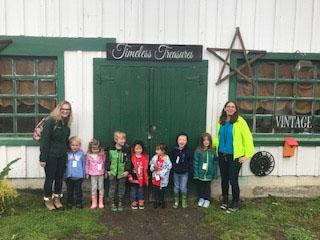 Trip to Hillside Farms | imbignowlearningcenter.com
