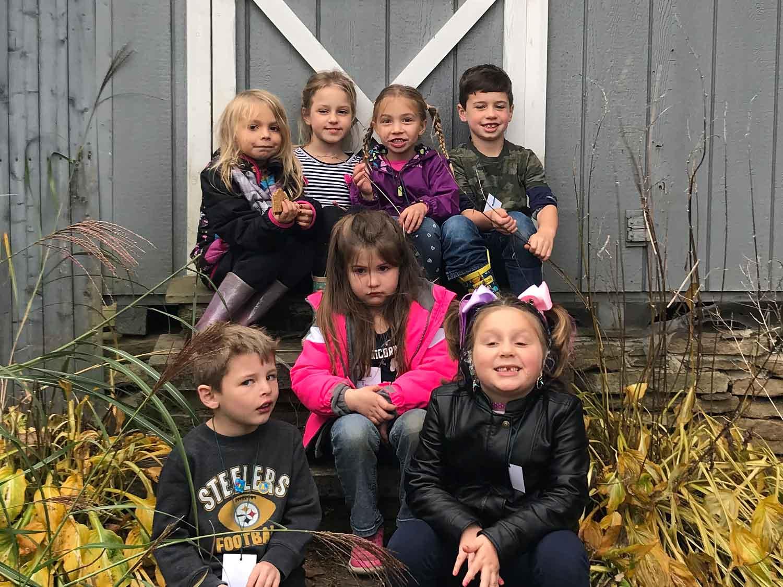 Trip to family farm | imbiglearningcenter.com